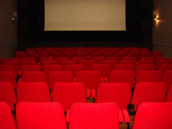 Salle du cinéma (salle Daniel Rouault)