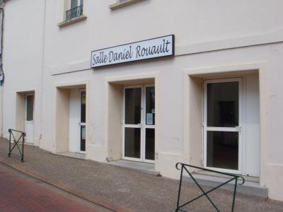 Salle Daniel Rouault (grande rue)